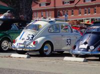 Herbie appears at the Presidio Air Show