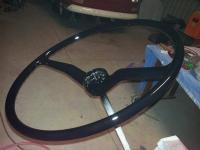 68 Bay Window Steering Wheel Restoration