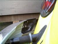 75 std bug bumper end cap