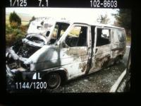 Burned T4's