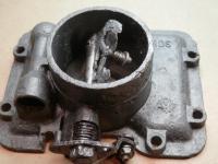 Very early VW Solex carburetor top