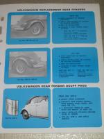 FOXCRAFT VW Accessories Catalog 1970