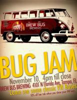 BrewBus VW meet 2016 Tampa