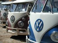Vintage Volkswagen Tour of Monterey