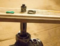 Puller for Pinion Shaft, Power Steering Rack
