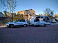 Tiguan and Camper