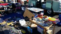My swap meet spot at OCTO - October, 2016