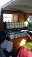 Standard Microbus with Westy interior at OCTO - October, 2016