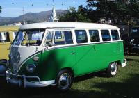 VW kombi Deluxe