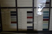 vw glassomax paint color charts original vw colors with formula