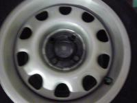 G60 steel wheels with caps and rings