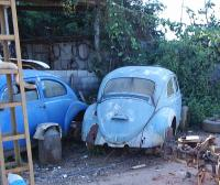 VW Fusca Dec. 60