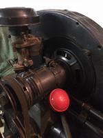 985 ccm Kdf engine