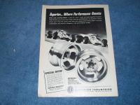 Superior Industries SuperDrag I Mag Wheels Ad