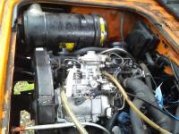 TDI air filter