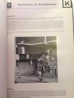 Barndoor instructions fuel system 53/54 25hp