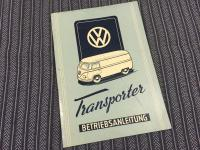 barndoor bus manual 1950