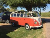 Yuma Volkswagens on the river 2016