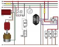 CIS Fuel Injection Wiring