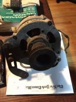 1.8 in-line 4 alternator - pulley