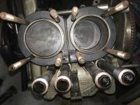 piston cracked - other parts