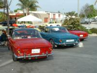 American Karmann Ghia Treffen 2004