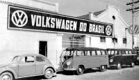 Volkswagen Do Brasil Brazilian Barndoor Deluxe 23 Window CB SWR Behr Scoop Standard Kombi Trim Oval Split Beetle Semaphore Factory Dealership