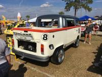 Bay Triple Cab has had more customizing
