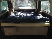 adventurewagon bed in syncro