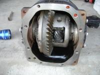 Syncro transaxle replacements