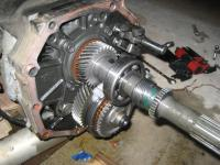Replacement Syncro Transaxle