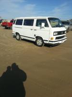 Vanjoe's new bus
