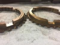 1st gear synchros for 65 transaxle