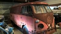 1963 Split window van