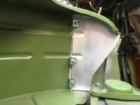 1967 Crew Cab Kolumbus Wheel Arch