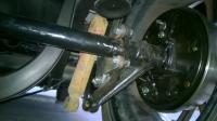swing axle harry kit
