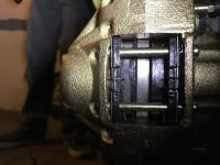 rotor + brake pads