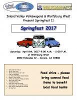 Ivvw Springfest 2017 flyer