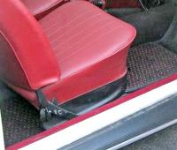 1966 Seat Frame Side Cover