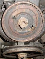 36hp pulley