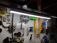UtiliTech LED Shop Lamp