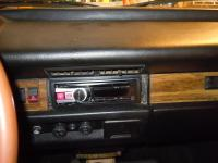 Tim's new stereo