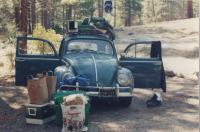 Marlene camping
