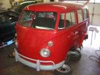 1967 shorty bus