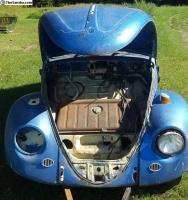 1967 Beetle German vs Aftermarket Fenders