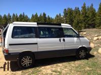 Eurovan wheels