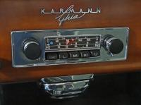 Blaupunkt radio in Ghia dash