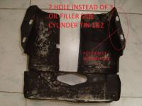 25hp cylinder tin
