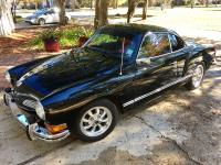 1974 ghia BLACK BETTY