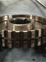 3/4 gear hub